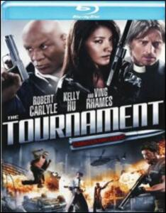 The Tournament di Scott Mann - Blu-ray
