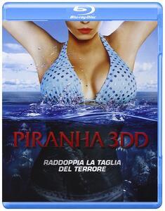 Piranha 3DD di John Gulager