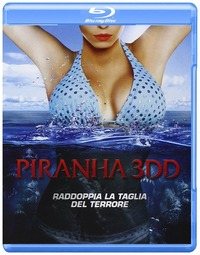 Cover Dvd Piranha 3DD (Blu-ray)