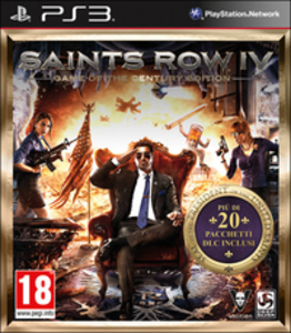 Videogioco Saints Row IV Game of The Century Edition PlayStation3 0