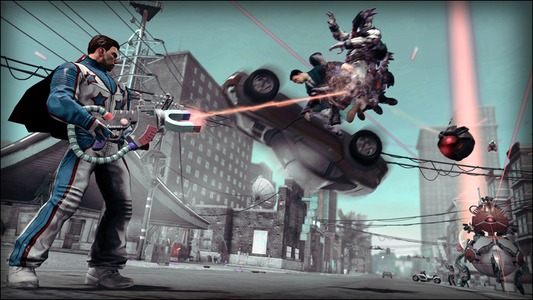 Videogioco Saints Row IV Game of The Century Edition PlayStation3 9