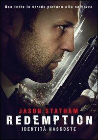 Cover Dvd Redemption. Identità nascoste (DVD)