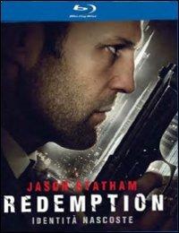 Cover Dvd Redemption. Identità nascoste (Blu-ray)