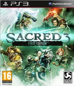 Videogioco Sacred 3 First Edition PlayStation3 0