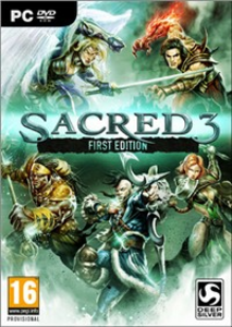 Videogioco Sacred 3 First Edition Personal Computer 0