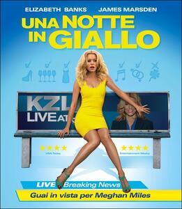 Una notte in giallo di Steven Brill - Blu-ray