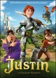 Cover Dvd Justin e i Cavalieri valorosi
