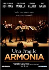 Una fragile armonia di Yaron Zilberman - DVD