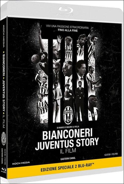 Image of Bianconeri. Juventus Story (2 Blu-ray)