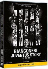 Film Bianconeri. Juventus Story (2 DVD) Marco La Villa Mauro La Villa