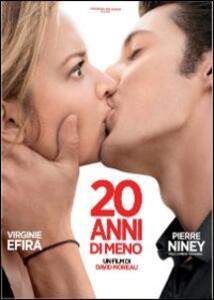20 anni di meno di David Moreau - DVD