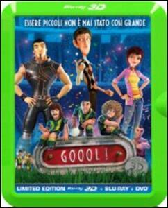Goool! 3D (Blu-ray + Blu-ray 3D) di Juan José Campanella