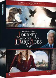 Ken Follett's Journey Into The Dark Ages (7 Blu-ray) - Blu-ray