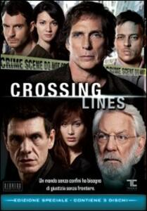 Crossing Lines. Stagione 1 (3 DVD) - DVD