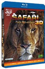 Safari. Park Adventure 3D (Blu-ray + Blu-ray 3D)
