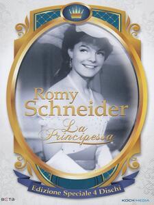 Romy Schneider. La principessa (4 DVD) di Ernst Marischka