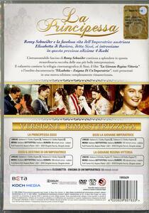 Romy Schneider. La principessa (4 DVD) di Ernst Marischka - 2