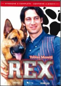 Rex. Stagione 3 (4 DVD) - DVD