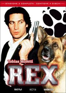 Rex. Stagione 2 (4 DVD) - DVD