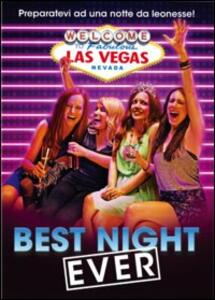 Best Night Ever di Aaron Seltzer,Jason Friedberg - DVD