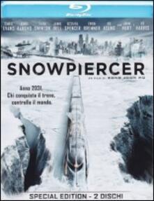 Snowpiercer<span>.</span> Edizione speciale di Bong Joon Ho - Blu-ray
