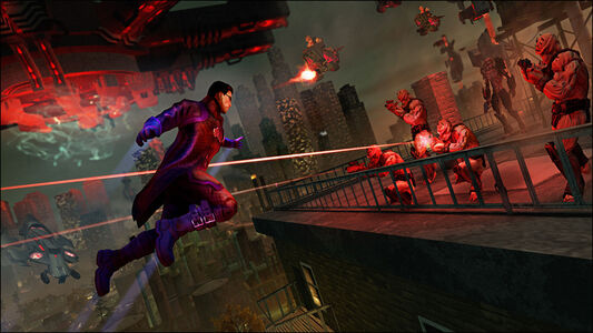 Videogioco Saints Row IV: Commander in Chief Edition Xbox 360 2