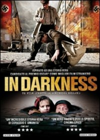 Cover Dvd In Darkness (DVD)