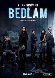 I fantasmi di Bedlam. Stagione 2 (2 DVD) - DVD