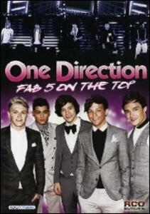 One Direction. All the Way to the Top - DVD
