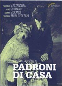 Cover Dvd Padroni di casa (Blu-ray)