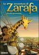 Cover Dvd Le avventure di Zarafa - Giraffa Giramondo