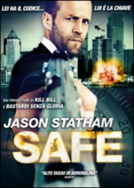 Safe di Boaz Yakin - DVD