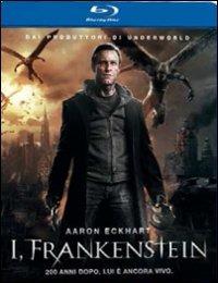 Cover Dvd I, Frankenstein (Blu-ray)