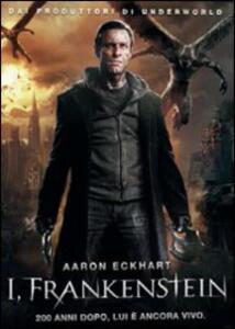 I, Frankenstein di Stuart Beattie - DVD