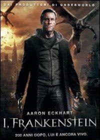 Cover Dvd I, Frankenstein (DVD)