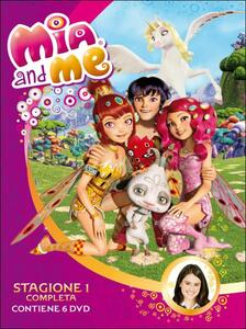Mia and Me. Stagione 1 (5 DVD) - DVD