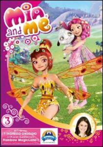 Mia and Me. Stagione 1. Vol. 3 - DVD