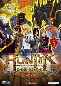 Huntik. Secrets & Seekers. Stagione 1 (5 DVD) di Iginio Straffi - DVD