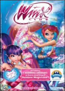 Winx Club. Serie 5. Vol. 4 - DVD