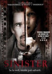Sinister di Scott Derrickson - Blu-ray