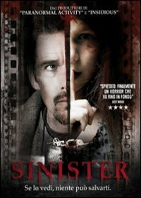Cover Dvd Sinister (Blu-ray)