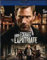 Cover Dvd Expatriate (Blu-ray)