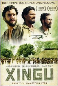 Cover Dvd Xingu (DVD)