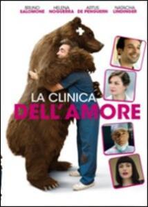 La clinica dell'amore di Artus de Penguern,Gábor Rassov - DVD
