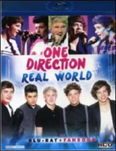 One Direction. Real World - Blu-ray