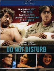 Do Not Disturb di Yvan Attal - Blu-ray