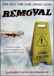 Removal di Nick Simon - DVD