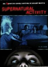 Film Supernatural Activity Derek Lee Nixon