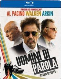 Cover Dvd Uomini di parola (Blu-ray)