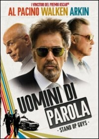 Cover Dvd Uomini di parola (DVD)